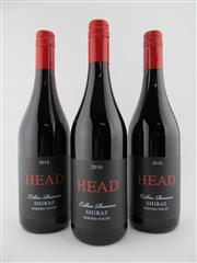 Sale 8398A - Lot 840 - 3x 2016 Head Wines Cellar Reserve Shiraz, Barossa Valley