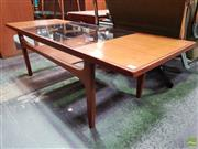 Sale 8607 - Lot 1055 - G-Plan Fresco Teak Coffee Table