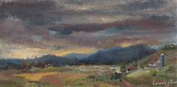 Sale 9193A - Lot 5046 - ROMA LEWINGTON (1919 - 1997)