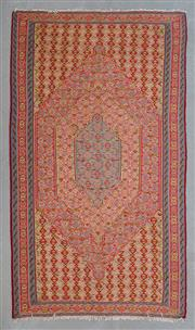 Sale 8480C - Lot 40 - Persian San Kordi 240cm x 140cm