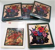 Sale 8822B - Lot 736 - A collection of Margaret Preston Books, incl. The Art of Margaret Preston and Margaret Preston stationery