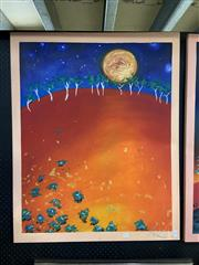Sale 8924 - Lot 2065 - Angela Kirby - Dancing the Moonlight oil on canvas, 100 x 80cm, signed