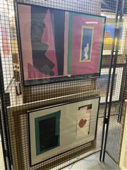 Sale 8932 - Lot 2037 - Pair of Posters Prints: The Metropolitan Museum of Art