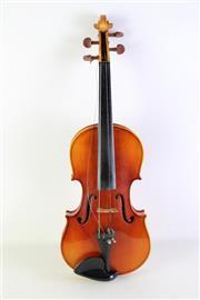 Sale 8940 - Lot 44 - Lark Chinese Cased Violin