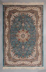 Sale 8480C - Lot 41 - Persian Machine Made Carpet 150cm x 230cm