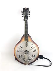 Sale 8715 - Lot 15 - National Resonator Mandolin