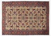 Sale 8770 - Lot 56 - A fine quality rectangular prayer rug, Anatolian, circa 1900 170cm x 118cm