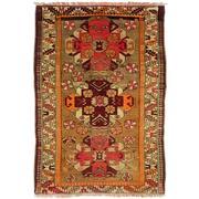 Sale 8911C - Lot 27 - Antique Caucasian Kazak Rug, 143x100cm, Handspun Wool