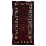 Sale 8918C - Lot 33 - Persian Tribal Hamadan, 145x280cm, Handspun Wool