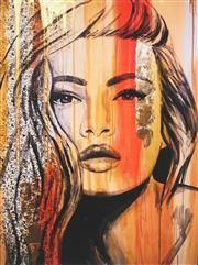 Sale 9009A - Lot 5075 - Kristie Stenning - Kookai 39 x 28.5 cm (frame: 69 x 58 x 2 cm)