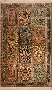 Sale 8447C - Lot 14 - Kashmiri Silk 130cm x 80cm