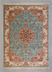 Sale 8480C - Lot 42 - Persian Machine Made Carpet 250cm x 350cm