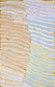 Sale 8321 - Lot 545 - Makinti Napanangka (c1930 - 2011) - Womens Grass Skirt 140 x 90cm