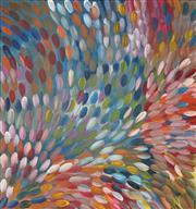 Sale 8723A - Lot 5015 - Gloria Petyarre (1959 - ) - Bush Medicine Leaves 204 x 192cm