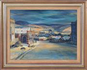 Sale 8358 - Lot 548 - Kenneth Jack (1924 - 2006) - Omeo, Victoria, 1972 44.5 x 59.5cm
