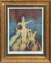 Sale 8932 - Lot 2013 - Norman Lindsey Decorative Print
