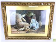 Sale 8649R - Lot 72 - Artist Unknown - Watercolour (Frame A/F) (50 x 34cm)