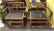 Sale 8822 - Lot 1794 - Pair of Oriental Style Carvers