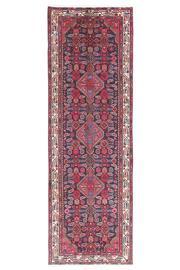 Sale 8918C - Lot 38 - Persian Nomadic Hamedan, 100x300cm, Handspun Wool