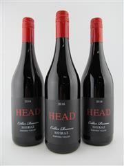 Sale 8398A - Lot 848 - 3x 2016 Head Wines Cellar Reserve Shiraz, Barossa Valley