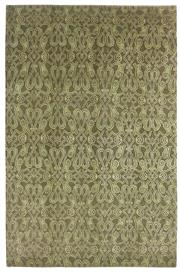 Sale 8626A - Lot 12 - A Cadrys Florence Broadhurst Paris Tibetan Highland Wool and Chinese Silk Carpet, Size; 284X186cm, RRP;$6600