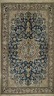 Sale 8424C - Lot 46 - Persain Nain 210cm x 120cm