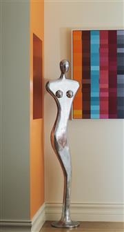 Sale 8839A - Lot 5046 - Nicole Allen (1967 - ) - Elegance, 2007 - 2008 187 x 40 x 33cm