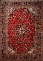 Sale 8390C - Lot 1 - Persian Kashan 395cm x 290cm