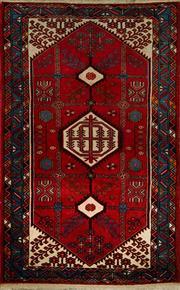 Sale 8439C - Lot 32 - Persian Shiraz 216cm x 160cm