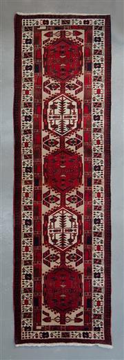 Sale 8472C - Lot 24 - Persian Hamadan 318cm x 90cm