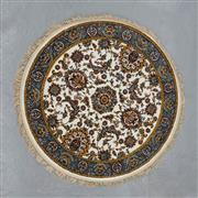 Sale 8480C - Lot 47 - Persian Round Machine Made Carpet 150cm x 150cm