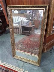 Sale 8593 - Lot 1073 - Gilt Framed Mirror