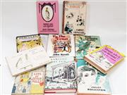 Sale 8822B - Lot 738 - A group of Vintage Novels incl. Ross Campbell - Mummy who Is Your Husband? with dedictaion Pink is for girls