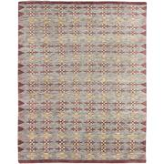 Sale 8911C - Lot 34 - India Scandi Revival Design Carpet, 245x300cm, Handspun Wool