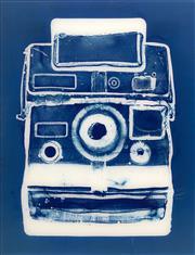 Sale 9084 - Lot 529 - Penelope Davis (1963 - ) - Polaroid (Green), 2002 120 x 95 cm