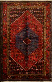Sale 8424C - Lot 48 - Persian Hamadan 205cm x 135cm