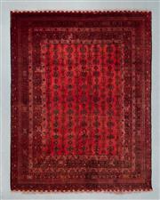 Sale 8472C - Lot 25 - Afghan Vintage Qunduzi 300cm x 200cm