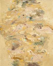 Sale 8504 - Lot 542 - David Rankin (1946 - ) - Ochrescape, 1981 167.5 x 137cm