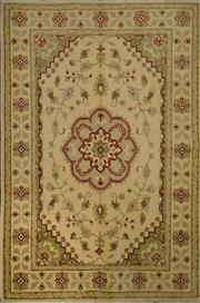 Sale 8439C - Lot 34 - Afghan Chobi 150cm x 120cm