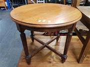 Sale 8912 - Lot 1043 - Timber Occasional Table