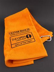 Sale 8498 - Lot 2040 - Glenmorangie The Open Championship Golf Towels (6)