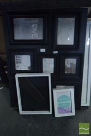 Sale 8497 - Lot 2084 - Collection of Four Picture Frames