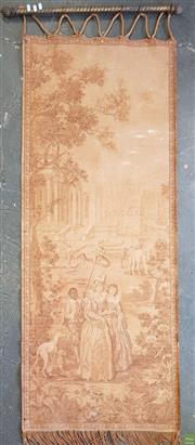 Sale 8601 - Lot 1368 - Vintage Hanging Tapestry