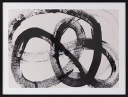 Sale 9150H - Lot 86 - A Blacklist limited edition contemporary print ed no.19/50, frame size 103 x 78cm
