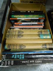 Sale 7943A - Lot 1631 - Collection of Various Books incl. 4 Vols. Shipping Wonders of the World, Star Wars Comics; etc