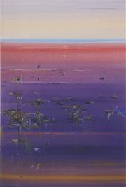 Sale 8504 - Lot 539 - John Borrack (1933 - ) - Untitled, 1988 93.5 x 63cm