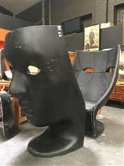 Sale 8859 - Lot 1014 - Pair of Nemo Chairs by Driade