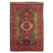 Sale 8918C - Lot 45 - Antique Caucasian Kazak Rug, C1930, 150x250cm, Handspun Wool