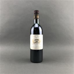 Sale 9120 - Lot 1014 - 1978 Chateau Margaux, 1er Cru Classe, Margaux - very high shoulder