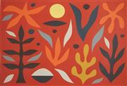 Sale 8510 - Lot 515 - John Coburn (1925 - 2006) - Summer, 1980 54 x 79cm